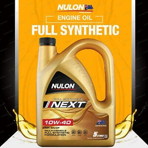 Nulon Next Full SYN 10W40 Engine Oil 5L for Holden Statesman Caprice WL WK WH VS