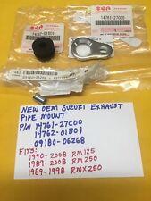 NEW OEM SUZUKI Exhaust Pipe Mount (14761-27C00) 90-08 RM125,89-08 RM250,RMX250
