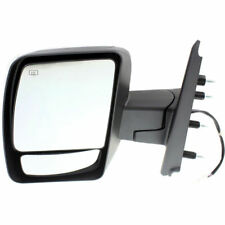 NEW LEFT DOOR MIRROR FOR 2012-2015 NISSAN NV1500 NV2500 NV3500 NI1320234
