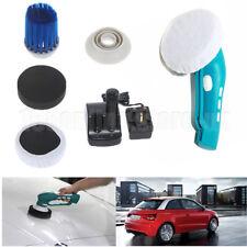 Mini Handheld Electric Car Polisher Buffer Machine Cordless Polishing Drill UK