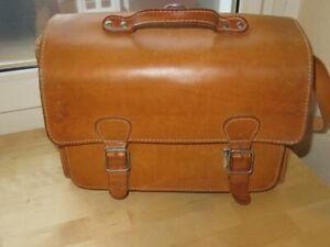 Original Ruitertassen Tasche Aktentasche Lehrertasche Schultasche Leder mit Schu