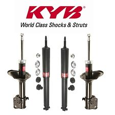 Ford Mustang 2011-2013 Front and Rear Strut Assembly KYB Excel-G