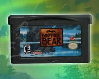 Brother Bear [Nintendo Game Boy Advance Disney Animated Animal Movie Minigames]