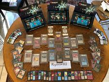 MTG Repacks, Alpha, Beta, Unlimited, Black Lotus Collectors, $50 value or better