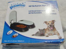 Pawise Automatic Pet Feeder 2 Meal