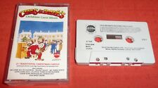 CHAS AND DAVE - UK CASSETTE TAPE - CHAS & DAVE'S CHRISTMAS CAROL ALBUM