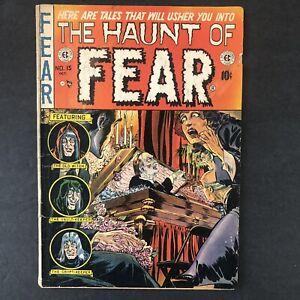 The Haunt of Fear #15 (1952) GD/VG EC Comics