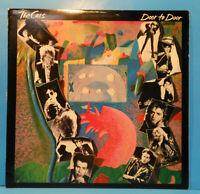 THE CARS DOOR TO DOOR LP 1987 ORIGINAL PRESS GREAT CONDITION! VG++/VG+!!