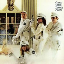 Cheap Trick Dream Police Banner Huge 4X4 Ft Tapestry Fabric Poster Flag art