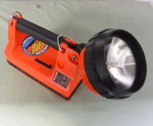 STREAM LIGHT Litebox Firefighter Flashlight - USA