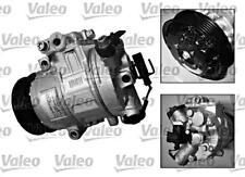 VALEO Compressor AC Air Conditioning Fits SEAT SKODA MPV VW 1.0-2.0L Z0260805A