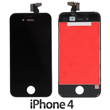 IPHONE 4 LCD SCHERMO DISPLAY RETINA TOUCH SCREEN VETRO NERO BLACK