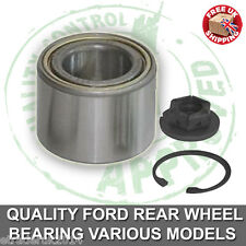 Ford Fiesta 1.4 MK6 (2002 - 2009) Rear Wheel Bearing Kit  Brand New  -  1128