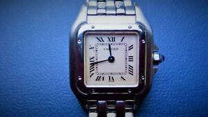 Cartier Panthere 1320 (small size) Stainless Steel Women's Watch