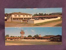 Reeds Motor Lodge, Springerville, Arizona postcard