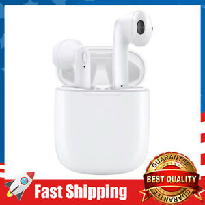 Wireless Earbuds Bluetooth Headphones in-Ear Hi-Fi Stereo with Charging Case
