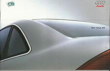 Prospekt Audi A6 1997