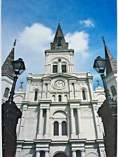 New Orleans St. Louis Cathedral by Chip Quaglino 11 x 14