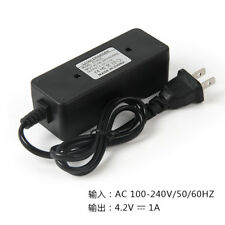 AC 100V 240V Dual Charger For 18650 3.7V Rechargeable Li-Ion Battery