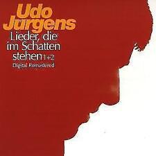Lieder die im Schatten Stehen 1 & 2 von Udo Jürgens (1998) CD