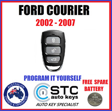 FORD COURIER PG PH CAR REMOTE KEY CHIP FOB 2001 2002 2003 2004 2005 2006 2007