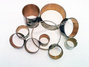 C-6 C6 Transmission Bushing Kit 1966 and Up Ford Lincoln 10 pieces