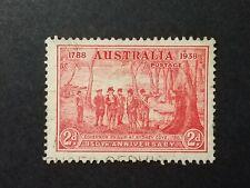 1937 Anniv Founding NSW 2d Red fu will combine post