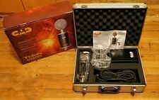 CAD Trion8000 Multi-pattern Condenser Microphone with Aluminium Carrying Case