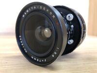 *Near Mint* Mamiya Sekor P 75mm F/5.6 Lens For Universal Press Super 23 From JPN