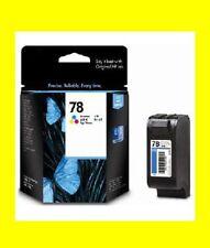 original HP 78 Officejet g55 g85 g95 k60 k80 v30 v40 v45 5110 Copier 290 PSC 750