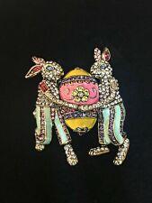 Heidi Daus Easter Egg-citment Pin Beautiful Collector'S Item!