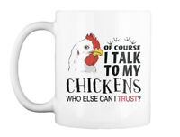 Chicken-talk Gift Coffee Mug