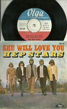 "S  Hep Stars - She will love you   SCHWEDEN 7""  (mit Benny Andersson pre ABBA)"