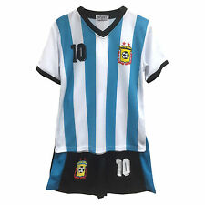 Camisetas de fútbol de selecciones nacionales argentinos