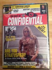 Wwe Best Of Confidential Vol 1 (DVD,2003) Authentic Release Region 1