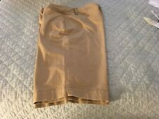 JONES NEW YORK JEANS TAN TROUSER SHORT SIZE 10