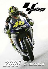 MotoGP Bike World Championship - Official review 2005 (New DVD) Rossi