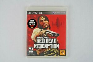 Red Dead Redemption (PlayStation 3, 2010) New Sealed !!