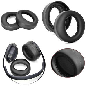 2x Replacement Foam Ear Pads Cushion For Sony PS5 Pulse 3D Wireless Headset Part