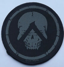 AMORAL Official Woven Sew On Patch 2006 RARE not Motorhead