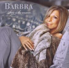 Barbra Streisand - Love Is the Answer [New and Sealed] CD