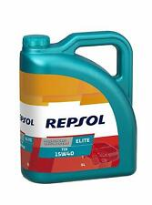 Repsol ELITE 50501 TDI 5W40 5L Lubricante Sintético de Motor