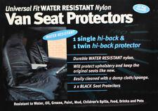 Sprinter Merc Mercedes Universal Van Seat Covers Protectors Nylon Waterproof