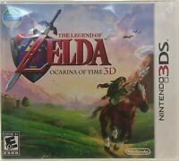 The Legend of Zelda: Ocarina of Time 3D (world edition)3ds/ Brand new