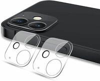 2x iPhone 11 / Pro / Pro Max / 12 / Mini / Pro / Pro Max Glas Kameraglas Folie