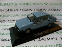 BAL23H Voiture 1/43 IXO DEAGOSTINI Balkans : DACIA 1310 Renault 12