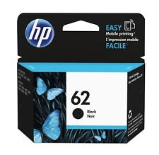 Genuine HP 62 Black Ink Cartridge For ENVY 5540 Inkjet Printer