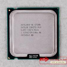 Intel Core 2 Duo E7200 SLAPC Dual-Core CPU LGA775 (EU80571PH0613M) 2.53/3M/1066