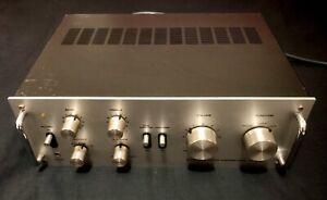 1975 Vintage Pioneer SA-5300 Amplifier ~ Japan's Golden Age of Hi-Fi ~