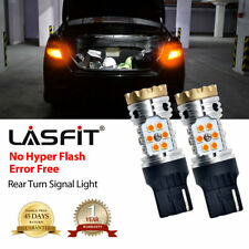 LASFIT 7440 LED Turn Signal Lights Amber for Toyota 4Runner Camry Corolla Sienna